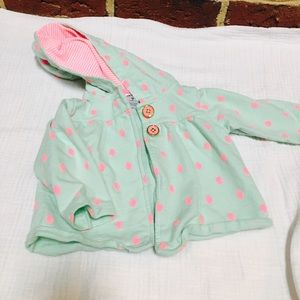Other - Carter's 9 month Sweat jacket